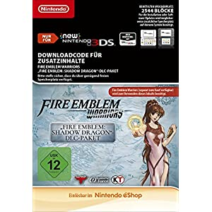 FE Warriors: Fire Emblem Shadow Dragon Pk | New 3DS – Download Code