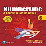 Numberline: Maths Book by Pearson for ICSE Class 6