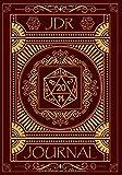 JDR Journal: Carnet de Jeux De Rôle pour Maître du jeu   RPG Game Master   Carnet pour noter vos Aventures, Plans, Armes, Stratégies   Idée de cadeau   150 pages 17,78 cm x 25,4 cm Coloris Bordeaux