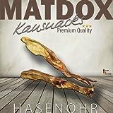 Matdox Kauartikel Premium Hasenohr - 10 Paar