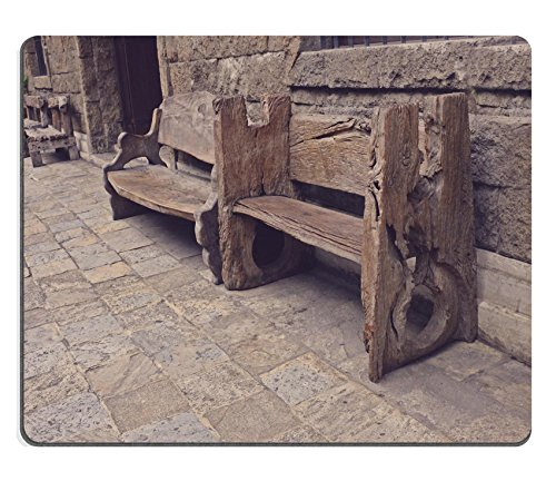 liili-mouse-pad-de-goma-natural-mousepad-imagen-id-33116024-vintage-madera-banco-para-exterior