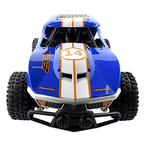 holitie Kinder Ferngesteuertes Auto RC Auto Radio Control mit Wiederaufladbare Akku Spielzeug Auto, Flytec 1/14 Scale High Speed   20 km / h 2,4 GHz 2WD-ferngesteuertes Off-Road-RC-Auto
