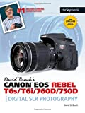David Buschas Canon EOS Rebel T6s/T6i/760d/750d Guide to Digital Slr Photography (David Buschs Guides)