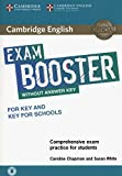 Cambridge English Exam Booster for Key and Key for Schools without Answer Key with Audio (Cambridge English Exam Boosters)