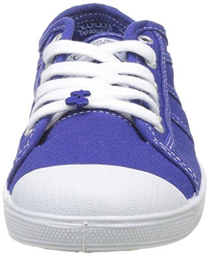 Le Temps des Cerises BASIC 02_Femme - Baskets - Femme Bleu (Bleu)