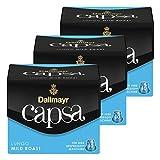 Dallmayr Capsa Lungo Mild Roast, Nespresso Kapsel, Kaffeekapsel, Röstkaffee, Kaffee, 30 Kapseln