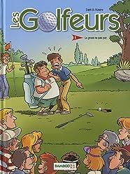 Les Golfeurs : Pack en 2 volumes : Tome 1, Le green ne paie pas ; Tome 2, Bienvenue au club