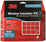 Best 3M Home Insulations - 3M Indoor Window Insulator Kit, 1-Window Review