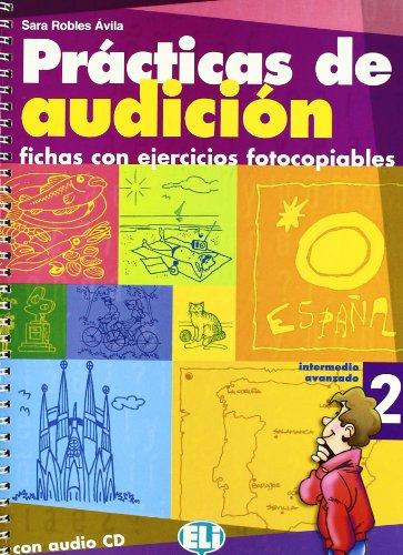 Practicas de Audiciòn n°2. : Volume 2. Avec CD Audio