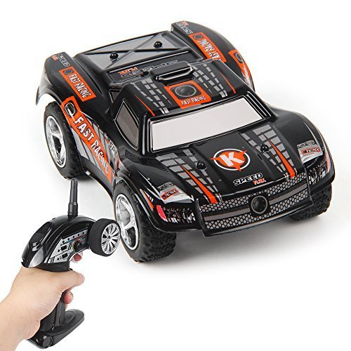 Wltoys L939 2.4GHz 5 Kanal High-Speed Fernbedienung Auto Shockwave Skala - 4