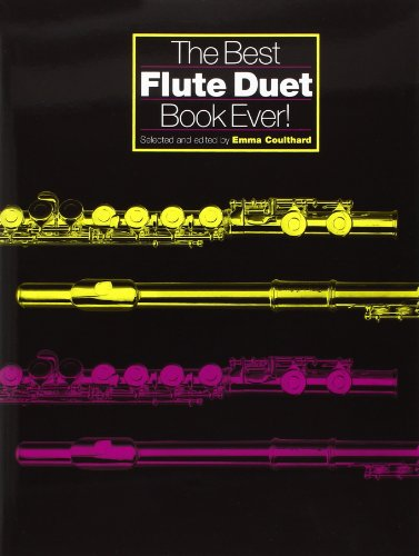 Best Flute Duet Book Ever: Noten für Flöte