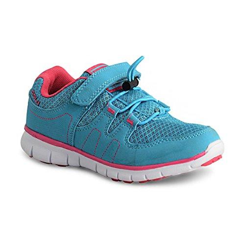 Footwear Sensation ,  Unisex Kinder Kurzschaft Stiefel Blue Pink