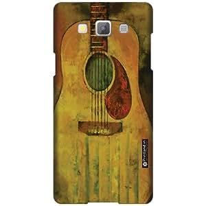 Printland Designer Back Cover For Samsung Galaxy A5 SM-A500GZKDINS/INU - Guittar Cases Cover