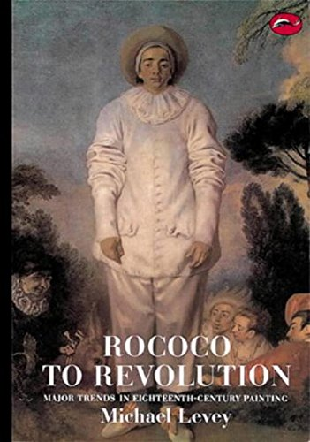 Rococo to : Major Trends in 18th century painting par Michael Levey