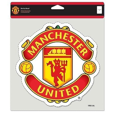 'WinCraft Snack-Schale Manchester United perfekten Schnitt Aufkleber von wincraf