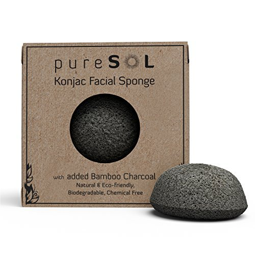 puresol-konjac-facial-sponge-activated-charcoal