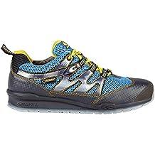 Cofra 78710 – 000.w42 Talla 42 S3 WR Src – Zapatillas de seguridad galetti – Azul/Negro