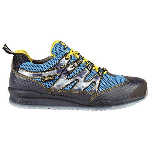 Chaussures De Sécurité Cofra Galetti S3 Bleu / Noir