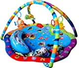 Best Lamaze Baby Gyms - Bebe Style Baby Ocean World Playmat, Play Gym Review