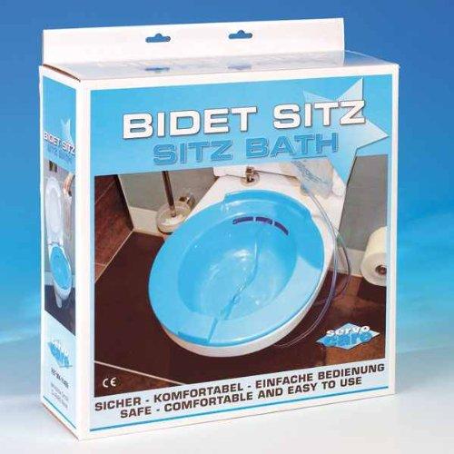 Servocare M4 11499 Bidet-Sitz mit Wasserreservoir, 2000 mL