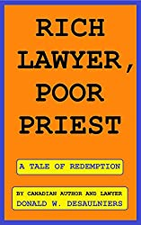 RICH LAWYER, POOR PRIEST (English Edition)