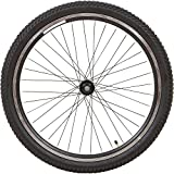 Unbekannt 24 Zoll Zündapp MTB Laufräder Aluminium Hinten Oder Vorne Scheibenbremsen, Ausführung:Hinten