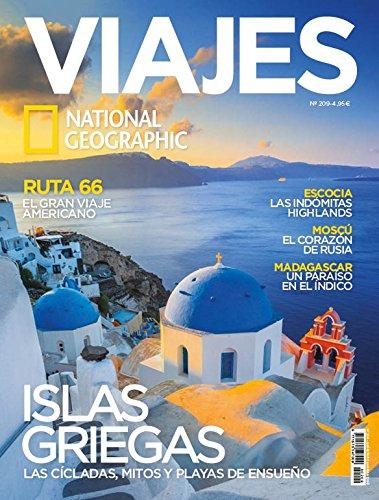 National Geographic. Viajes. Agosto 2017 - Número 209