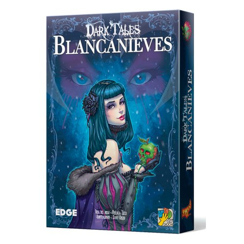 Dark Tales Blancanieves, juego de mesa (Edge Entertainment EDGDKT02)