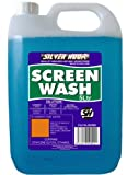 Best Screen Washes - SILVERHOOK ALL SEASONS SCREEN WASH 5 LITRES Review