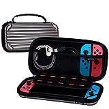 Nintendo switch tasche tragetasche kompatibel mit Nintendo Switch – Aufbewahrungstasche/- Hartschalen Case/Cover/Hüll