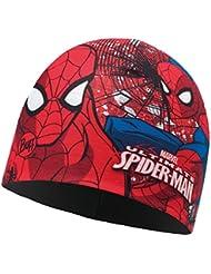 Buff Superheroes Mircofiber and Polar Hat Accesorio para la Cabeza, Infantil, Approach Multi/Black, Medium