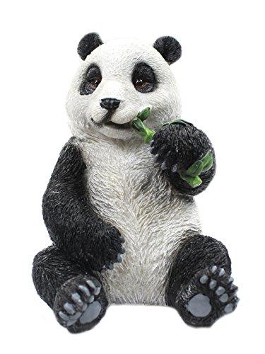 Deko-Figur Panda (C) sitzend 16cm