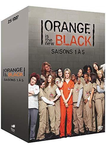 Orange Is the New Black - Saisons 1 à 5