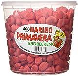 HARIBO Primavera Erdbeeren, 6er Pack (6 x 1.15 kg)