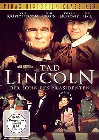 Tad Lincoln, der Sohn des Präsidenten / Verfilmung des Bestsellers