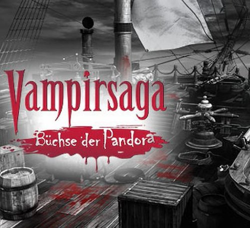 Vampirsaga Bchse der Pandora