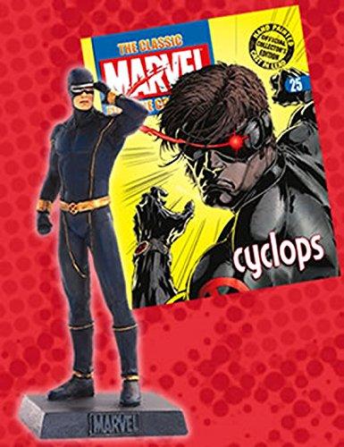 Marvel Figurine Collection #25 (Kostüm Cyclops Marvel)