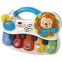 VTech Baby - Armando y su orquesta, juguete para bebé, color blanco (3480-150822)