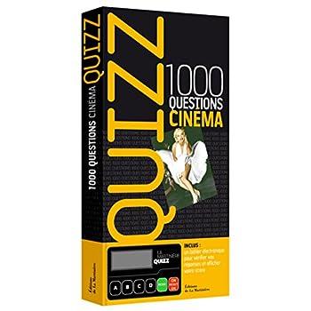Quizz 1000 questions cinéma
