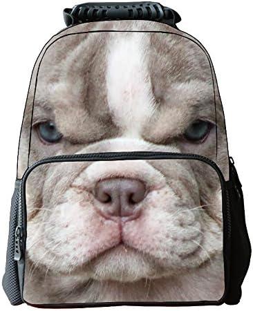J.J J.J J.J Store , Zaino Casual  dog5 | Consegna ragionevole e consegna puntuale  | Modalità moderna  | Bel design  f493dd