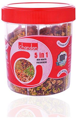 Chandan Mouth Freshener Mukhwas Tin 5 in 1, 230g