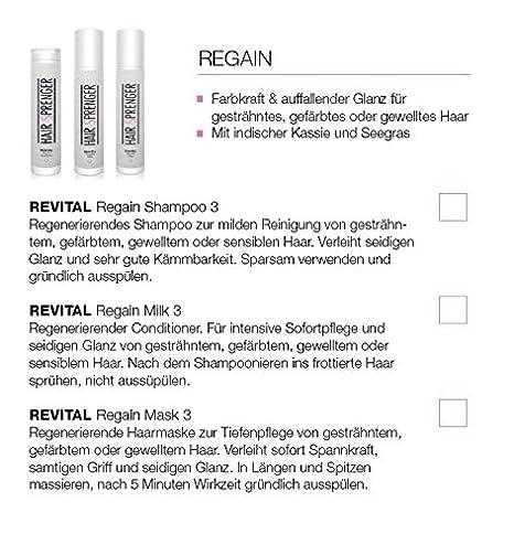 revital regain hair sprinkler milk 3 beauty