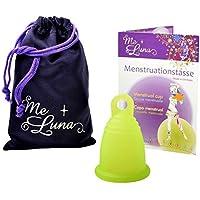 Me Luna Coupe menstruelle Classic, bague, vert, Taille L