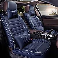 Universal Car Front Und Rear Seat Cover 13 St/ücke Schwarz Protektoren Set Zubeh/ör F/ür ASX Outlander,156 Giulietta,Avensis Chr
