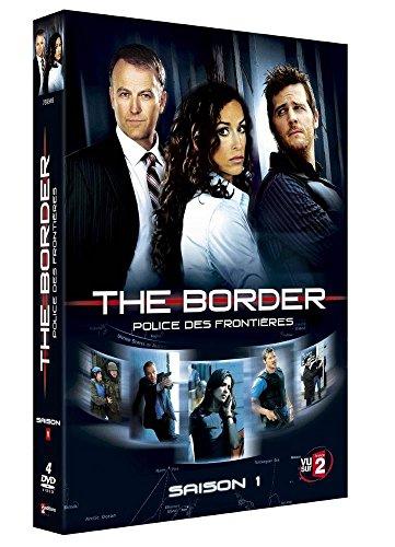 the-border-saison-1-en-coffret-4dvd