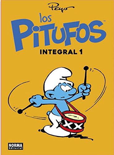 Los Pitufos. Integral 1 por Peyo