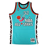 Shaquille O'Neal Magic Mitchell & Ness NBA 1996 All Star East Swingman Jersey