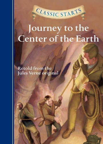 Classic Starts (R): Journey to the Center of the Earth por Jules Verne