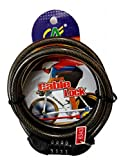 #7: UDee Brand Multipurpose Number Lock for Bikes, Helmets and Luggage (Black)