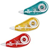 Stationery Island Correction Tape 5m x 5mm – Correction Mouse Pack of 3